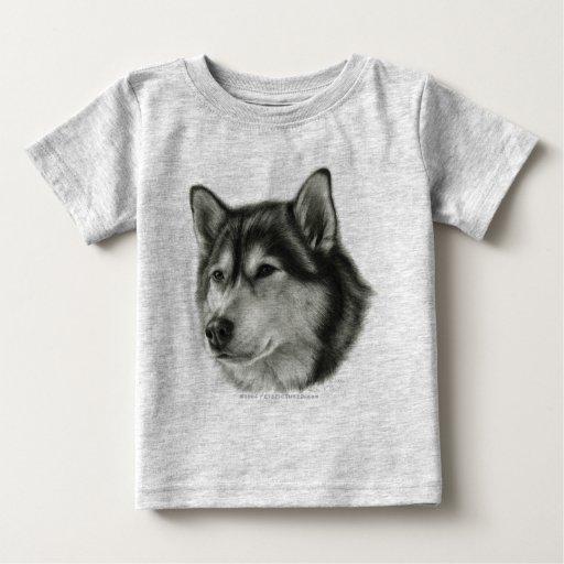 Alaskan Malamute T-shirts