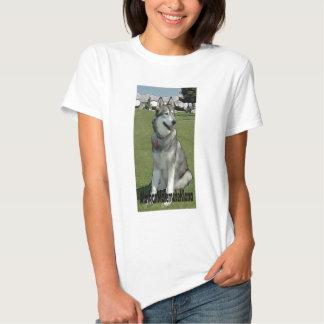 Alaskan Malemute Kiana T-shirt