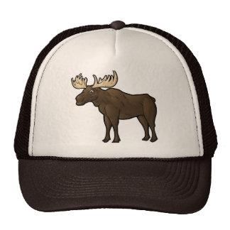 Alaskan Moose Trucker Hat