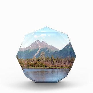 Alaskan mountains,forest and river, Alaska, USA Awards