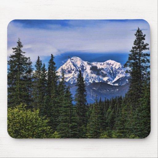 Alaskan Mountains Mousepad