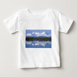 Alaskan Mountians Baby T-Shirt