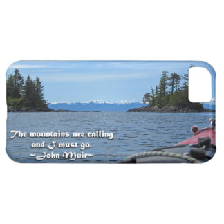 Alaskan Mtn Range / Mtns are calling…Muir Cover For iPhone 5C