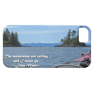 Alaskan Mtn Range / Mtns are calling…Muir iPhone SE/5/5s Case
