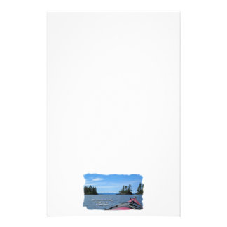 Alaskan Mtn Range / Mtns are calling…Muir Stationery