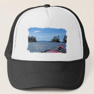 Alaskan Mtn Range / Mtns are calling…Muir Trucker Hat
