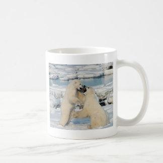 Alaskan Polar Bears Coffee Mug