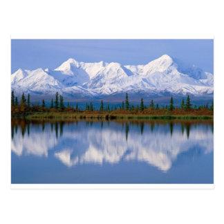 Alaskan Postcard