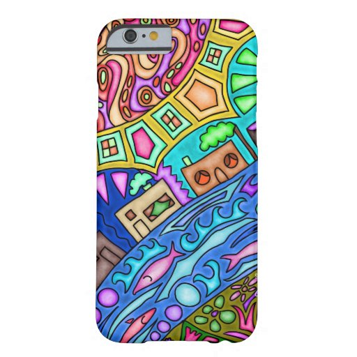 Alaskan Roots iPhone 6 case Angie Muller