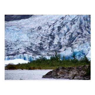 Alaskan Scenic Glacier Photography Postcards