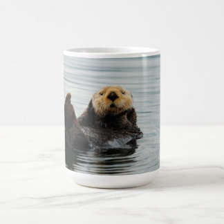 Alaskan Sea Otter Coffee Mug