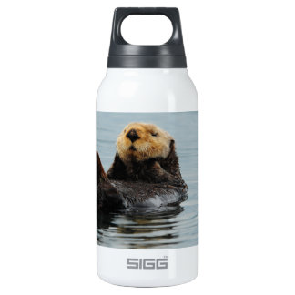 Alaskan Sea Otter Insulated Water Bottle