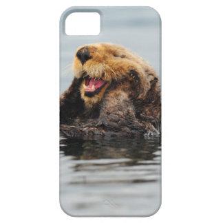 Alaskan Sea Otter iPhone SE/5/5s Case