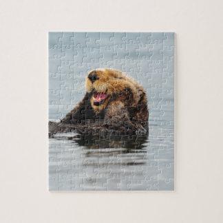 Alaskan Sea Otter Puzzle
