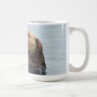 Alaskan Sea Otter Water Bottle Mug