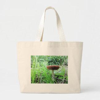 alaskan shroom tote bag