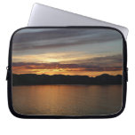 Alaskan Sunset II Beautiful Alaska Photography Laptop Sleeve