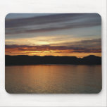 Alaskan Sunset II Beautiful Alaska Photography Mouse Pad