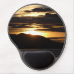 Alaskan Sunset III Beautiful Alaska Photography Gel Mouse Pad