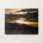 Alaskan Sunset Jigsaw Puzzle