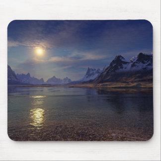 Alaskan Sunset Mouse Pads