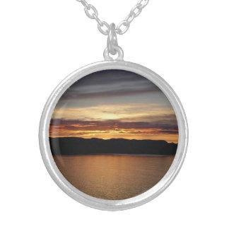 Alaskan Sunset Necklace