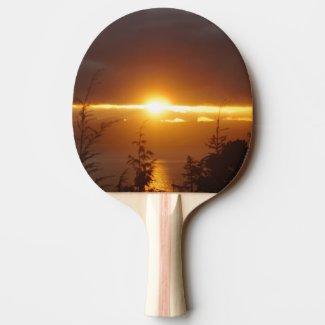 Alaskan sunsets paddle