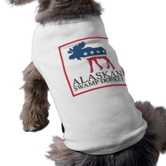 Alaskan Swamp Donkey Doggie Tee