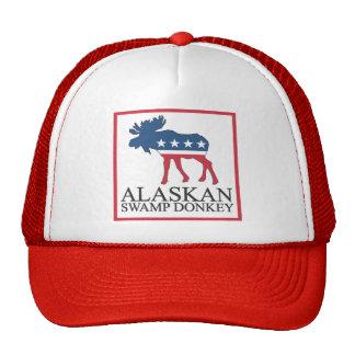 Alaskan Swamp Donkey Trucker Hat