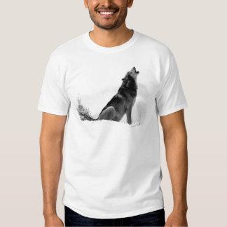 Alaskan Timber Wolf T-Shirt
