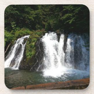 Alaskan waterfall coaster