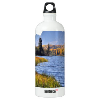 Alaskan Wilderness Aluminum Water Bottle