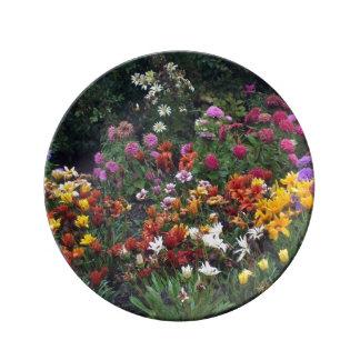 Alaskan Wildflowers Dinner Plate
