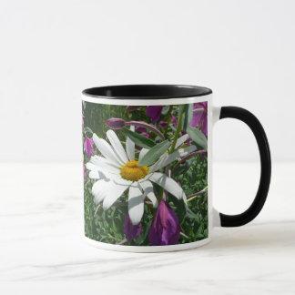 Alaskan Wildflowers Mug