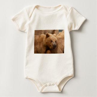 Alaskan Wildlife Baby Bodysuit
