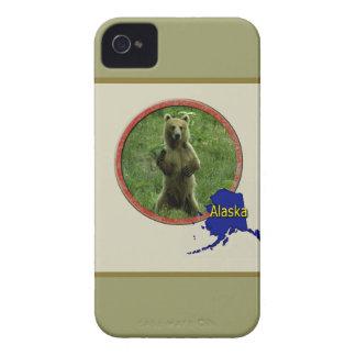 Alaskan Wildlife Blackberry Bold Cover