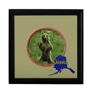 Alaskan Wildlife Trinket Boxes