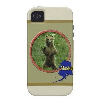 Alaskan Wildlife iPhone 4/4S Cases