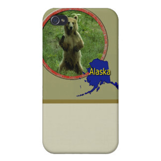 Alaskan Wildlife iPhone 4/4S Covers