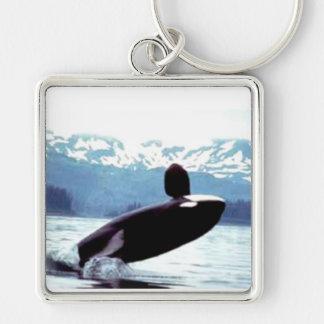 Alaskan Wildlife Keychain