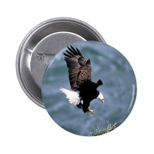 Alaskan Wildlife Pin