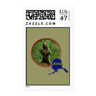 Alaskan Wildlife Postage