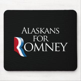 Alaskans for Romney -.png Mouse Pad