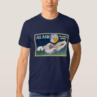 Alaskans para el cambio de clima poleras