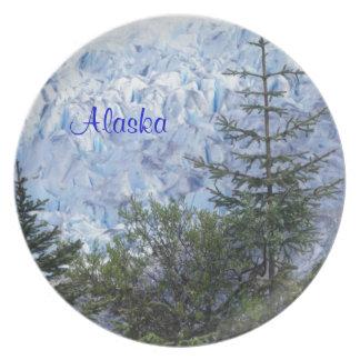 Alaska's Beauty Party Plate
