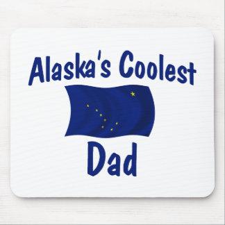 Alaska's Coolest Dad Mousepads