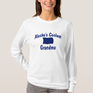 Alaska's Coolest Grandma T-Shirt