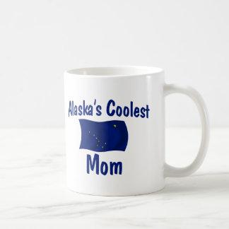 Alaska's Coolest Mom Coffee Mug