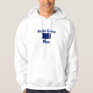 Alaska's Coolest Mom Hoodie