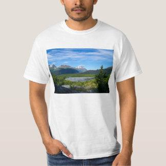 Alaska's Exit Glacier Valley T-Shirt